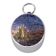 Dubai Mini Silver Compasses