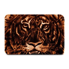Eye Of The Tiger Plate Mats