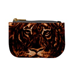 Eye Of The Tiger Mini Coin Purses