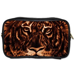 Eye Of The Tiger Toiletries Bags 2-Side