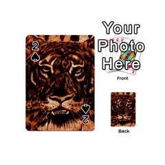 Eye Of The Tiger Playing Cards 54 (Mini)