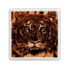 Eye Of The Tiger Memory Card Reader (square)