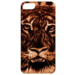 Eye Of The Tiger Apple iPhone 5 Classic Hardshell Case