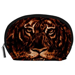Eye Of The Tiger Accessory Pouches (large)