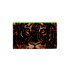 Eye Of The Tiger Cosmetic Bag (XS)