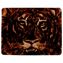 Eye Of The Tiger Jigsaw Puzzle Photo Stand (Rectangular)