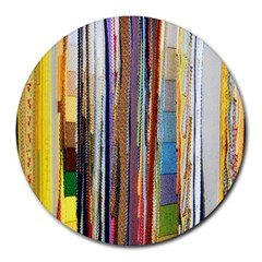 Fabric Round Mousepads