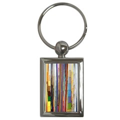 Fabric Key Chains (Rectangle)