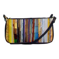 Fabric Shoulder Clutch Bags