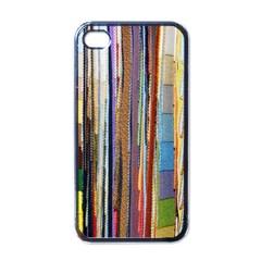 Fabric Apple iPhone 4 Case (Black)