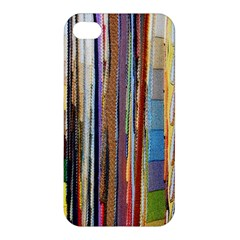 Fabric Apple iPhone 4/4S Hardshell Case