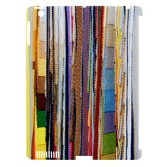 Fabric Apple iPad 3/4 Hardshell Case (Compatible with Smart Cover)