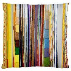 Fabric Large Cushion Case (One Side)