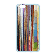 Fabric Apple Seamless iPhone 6/6S Case (Color)