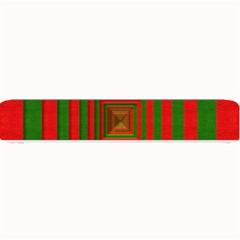 Fabric 3d Merry Christmas Small Bar Mats