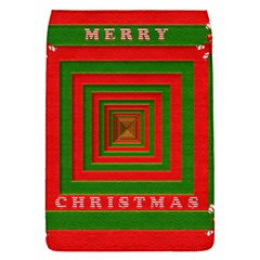 Fabric 3d Merry Christmas Flap Covers (s)