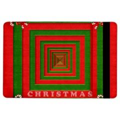 Fabric 3d Merry Christmas Ipad Air 2 Flip
