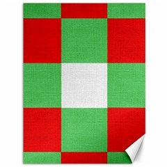 Fabric Christmas Colors Bright Canvas 36  x 48