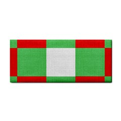 Fabric Christmas Colors Bright Cosmetic Storage Cases