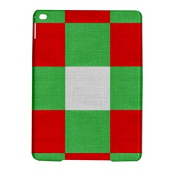 Fabric Christmas Colors Bright Ipad Air 2 Hardshell Cases