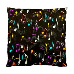 Fabric Cloth Textile Clothing Standard Cushion Case (One Side)