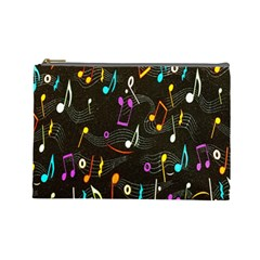 Fabric Cloth Textile Clothing Cosmetic Bag (Large)