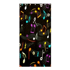 Fabric Cloth Textile Clothing Shower Curtain 36  x 72  (Stall)