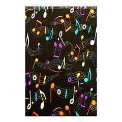 Fabric Cloth Textile Clothing Shower Curtain 48  x 72  (Small)