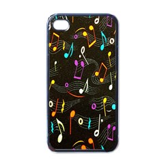 Fabric Cloth Textile Clothing Apple Iphone 4 Case (black)