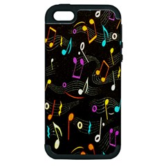 Fabric Cloth Textile Clothing Apple Iphone 5 Hardshell Case (pc+silicone)