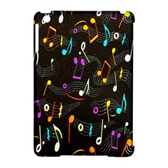 Fabric Cloth Textile Clothing Apple Ipad Mini Hardshell Case (compatible With Smart Cover)