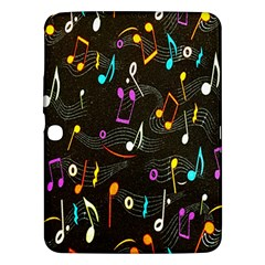 Fabric Cloth Textile Clothing Samsung Galaxy Tab 3 (10.1 ) P5200 Hardshell Case