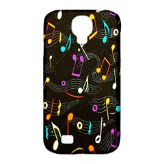 Fabric Cloth Textile Clothing Samsung Galaxy S4 Classic Hardshell Case (pc+silicone)