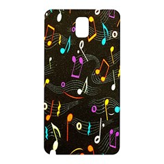 Fabric Cloth Textile Clothing Samsung Galaxy Note 3 N9005 Hardshell Back Case