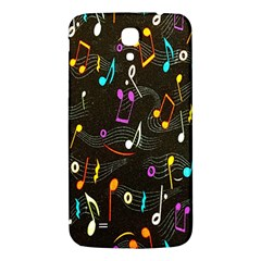Fabric Cloth Textile Clothing Samsung Galaxy Mega I9200 Hardshell Back Case
