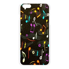 Fabric Cloth Textile Clothing Apple Seamless iPhone 6 Plus/6S Plus Case (Transparent)