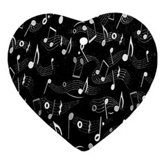 Fabric Cloth Textile Clothing Ornament (Heart)