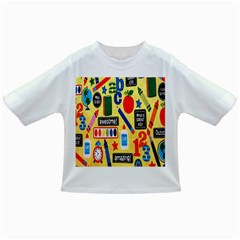 Fabric Cloth Textile Clothing Infant/toddler T Shirts