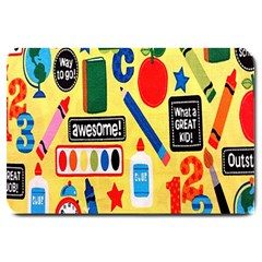 Fabric Cloth Textile Clothing Large Doormat