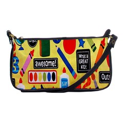 Fabric Cloth Textile Clothing Shoulder Clutch Bags