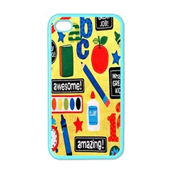 Fabric Cloth Textile Clothing Apple iPhone 4 Case (Color)