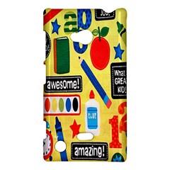 Fabric Cloth Textile Clothing Nokia Lumia 720
