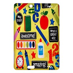 Fabric Cloth Textile Clothing Amazon Kindle Fire Hd (2013) Hardshell Case