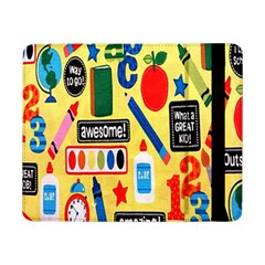Fabric Cloth Textile Clothing Samsung Galaxy Tab Pro 8.4  Flip Case