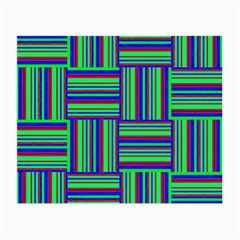 Fabric Pattern Design Cloth Stripe Small Glasses Cloth (2-Side)