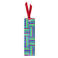 Fabric Pattern Design Cloth Stripe Small Book Marks