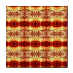 Fabric Design Pattern Color Tile Coasters