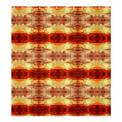 Fabric Design Pattern Color Shower Curtain 66  X 72  (large)