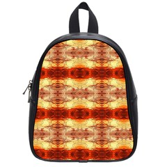 Fabric Design Pattern Color School Bags (Small)