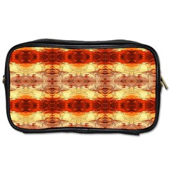 Fabric Design Pattern Color Toiletries Bags